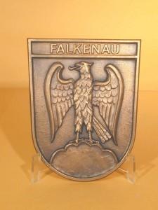 Wappen der Stadt Falkenau